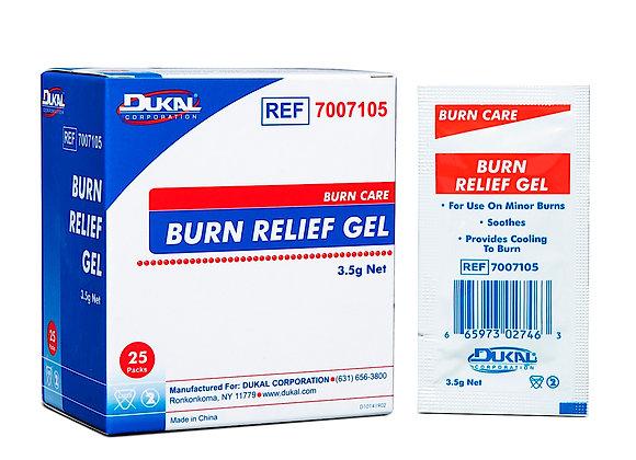 Burn Care Burn Gel Packets