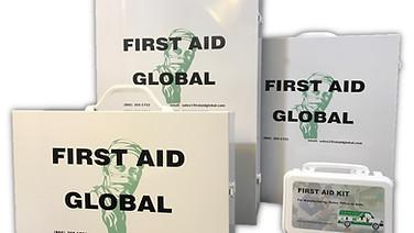 First Aid Kits meet OSHA requirements