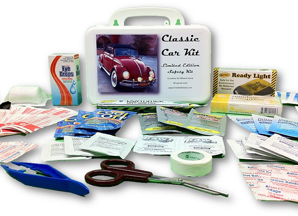 Classic Car Kit - First Aid for the Road