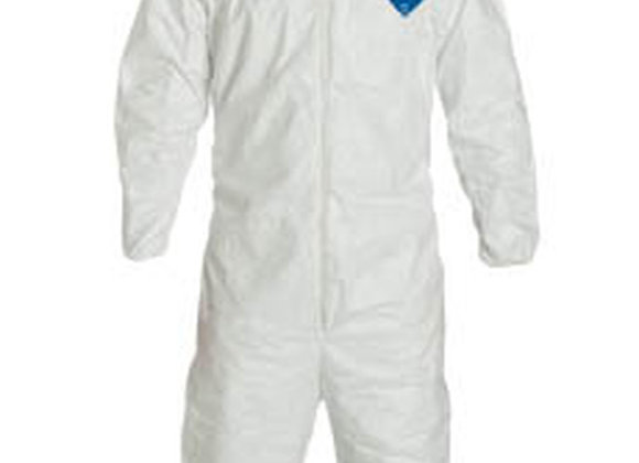 Tyvek 400 Coveralls with Hood by Dupont