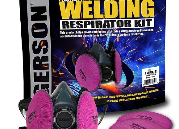 Gerson Welding Respirator Kit