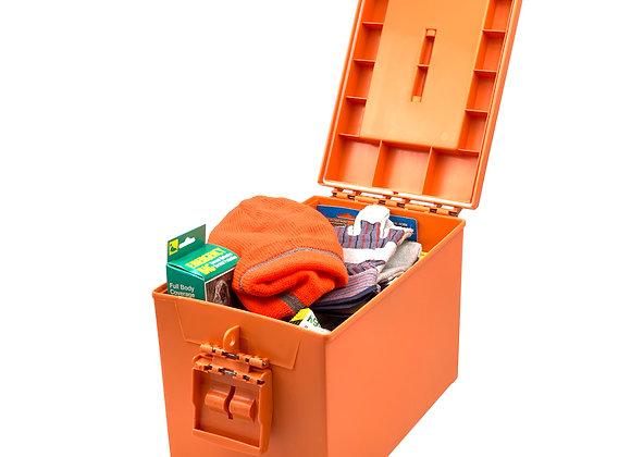 Ammo Box Utility Survival Kit