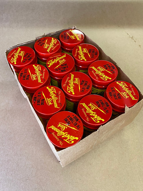 Tibet Almond Stick 12 pack  (NO DISPLAY BOX)