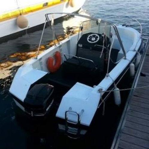 permis bateau cotier en 1 J