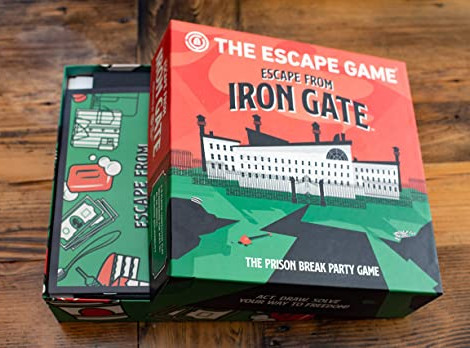 Play at Home: Escape From Iron Gate