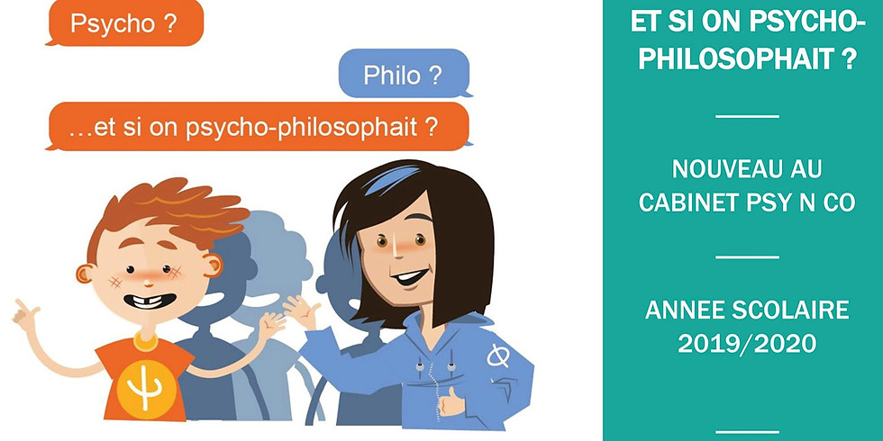 Ateliers psycho-philo