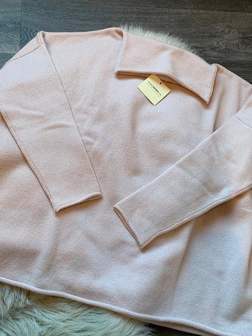 Cashca -Swing Highneck Sweater