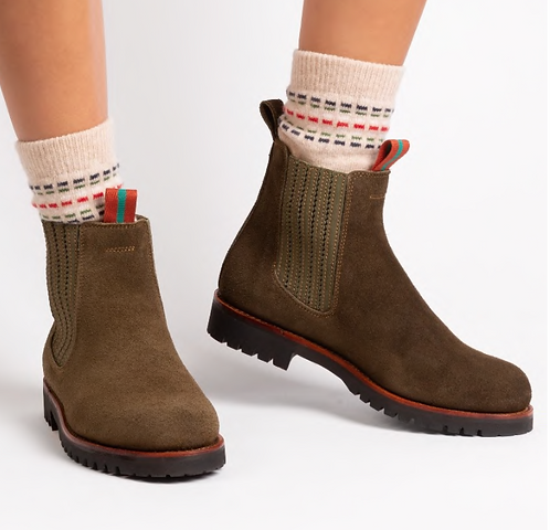 Penelope Chilver - Oascar Suede Boot