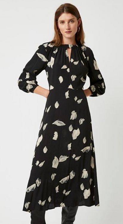 Great Plains - Umbra Round Neck Dress
