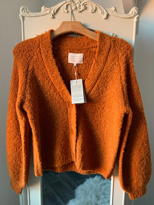 Part Two - Knitted Cardigan