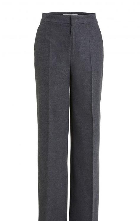 Oui - Grey Trouser