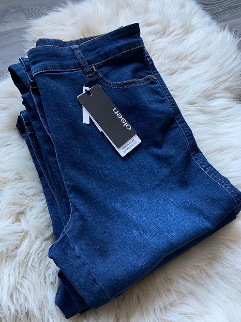 Olsen - Mona Dark Blue Jeans