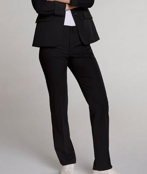 Oui - Black Trouser