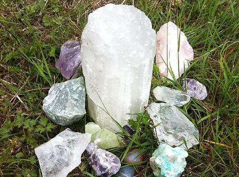 Crystals Vision Quest