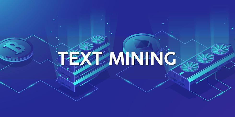 Formation Text Mining et NLP