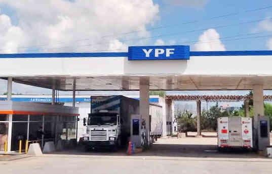 YPF Unity Oil