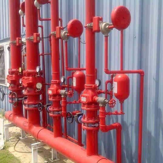 Instalacion contra Incendios