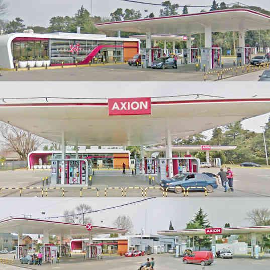 Axion Fisherton