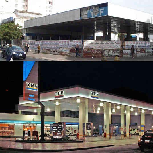 YPF Mitre y Urquiza Rosario