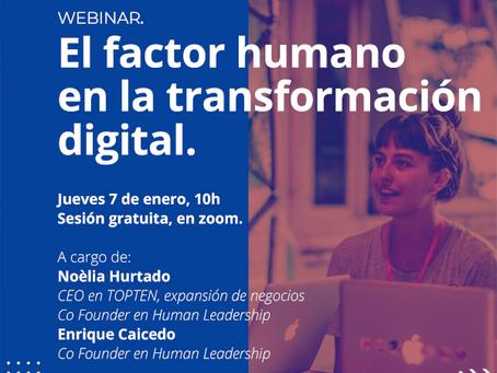 El factor humano en la transformación digital (o cómo no perder 200,000€)