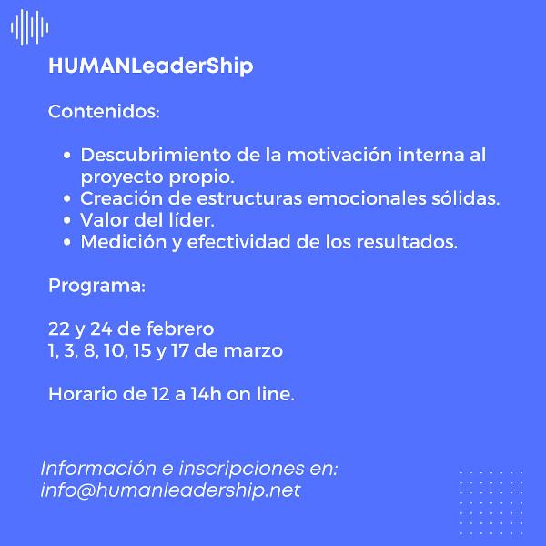 Desarrollo integral del liderazgo