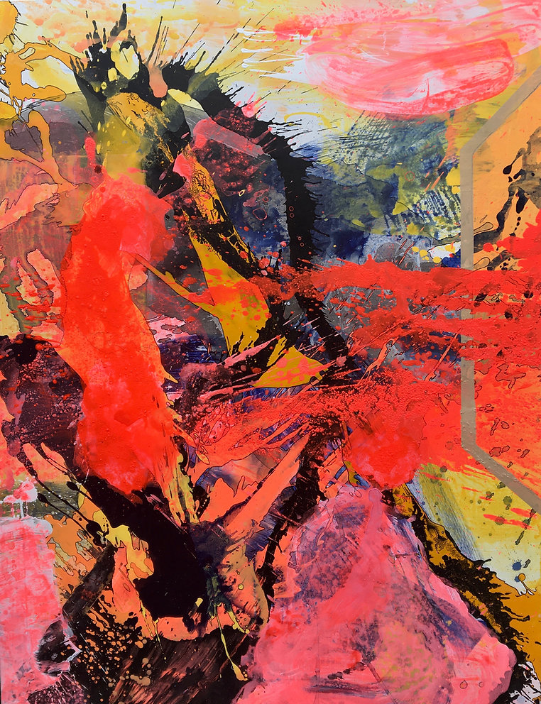 Paskale MET Painter,  abstract painting, lyrical abstraction, art, artist, action painting,  Icare series abstract expressionism artists Gerhard Richter, Zao Wou Ki, Cy Twombly, Joan Mitchell, Jackson Pollock, Mark Rothko, Willem de Kooning, Jasper Johns, Sam Francis