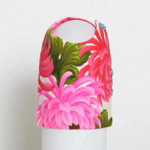 1960's Pink Chrysanthemum Kiku vest #1