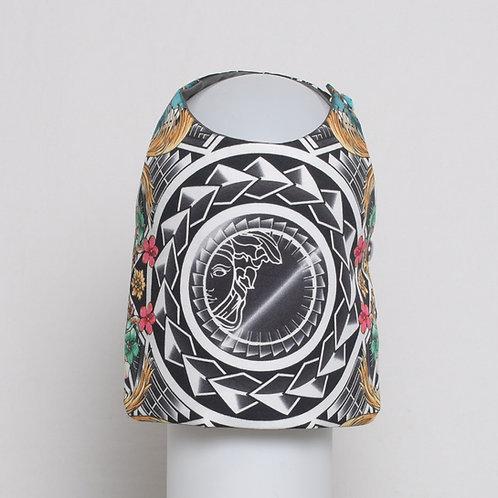 Versace iconic Medusa logo cotton vest #3