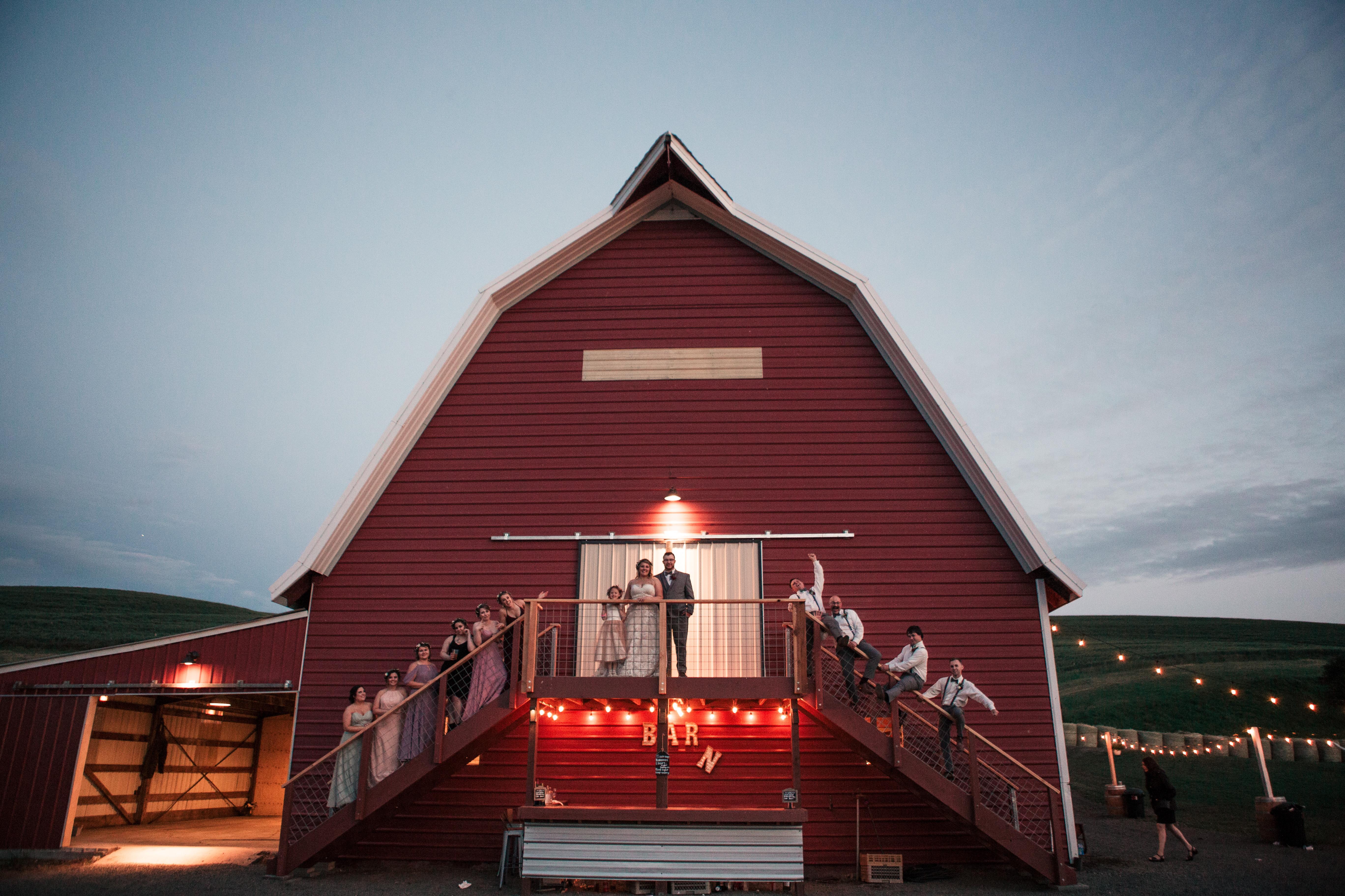 Wheat and Wedding Tour