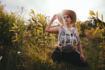 Mitzie Gibson Photography - Dewie Ponyhe