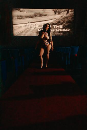Mitzie Gibson Photography - Dewie theatr