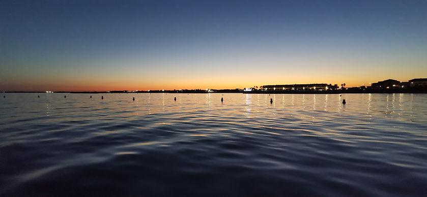 principuaté de Sète, plage du Lido, Sète
