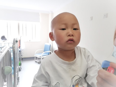 Ein Leben für den kleinen Zhang Wende