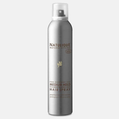 Natulique Medium Hold Hairspray 300ml