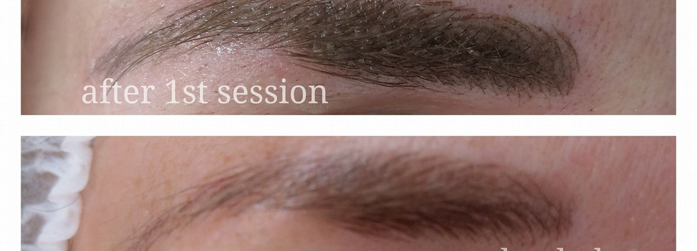 Microblading and Microshading - Eyebrow Embroidery