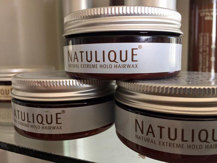 natulique organic hair wax
