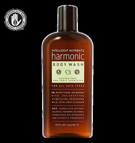 Intelligent Nutrients Organic Harmonic Body Wash