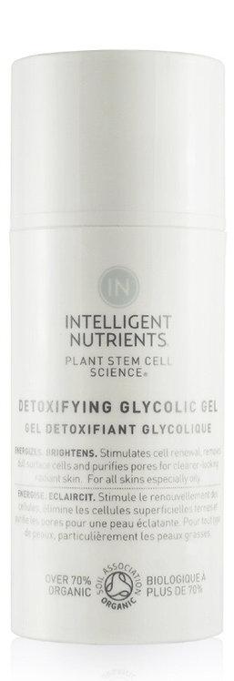 Intelligent Nutrients Detoxifying Glycolic Gel