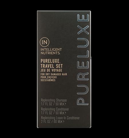 Intelligent Nutrients Pureluxe Hair Care Travel Set