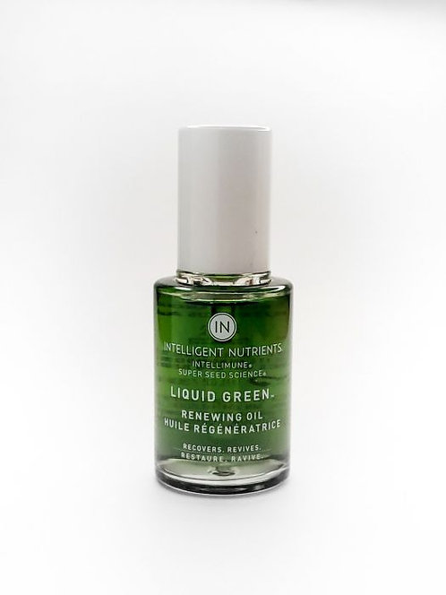 Intelligent Nutrients Renewing Oil Liquid Green