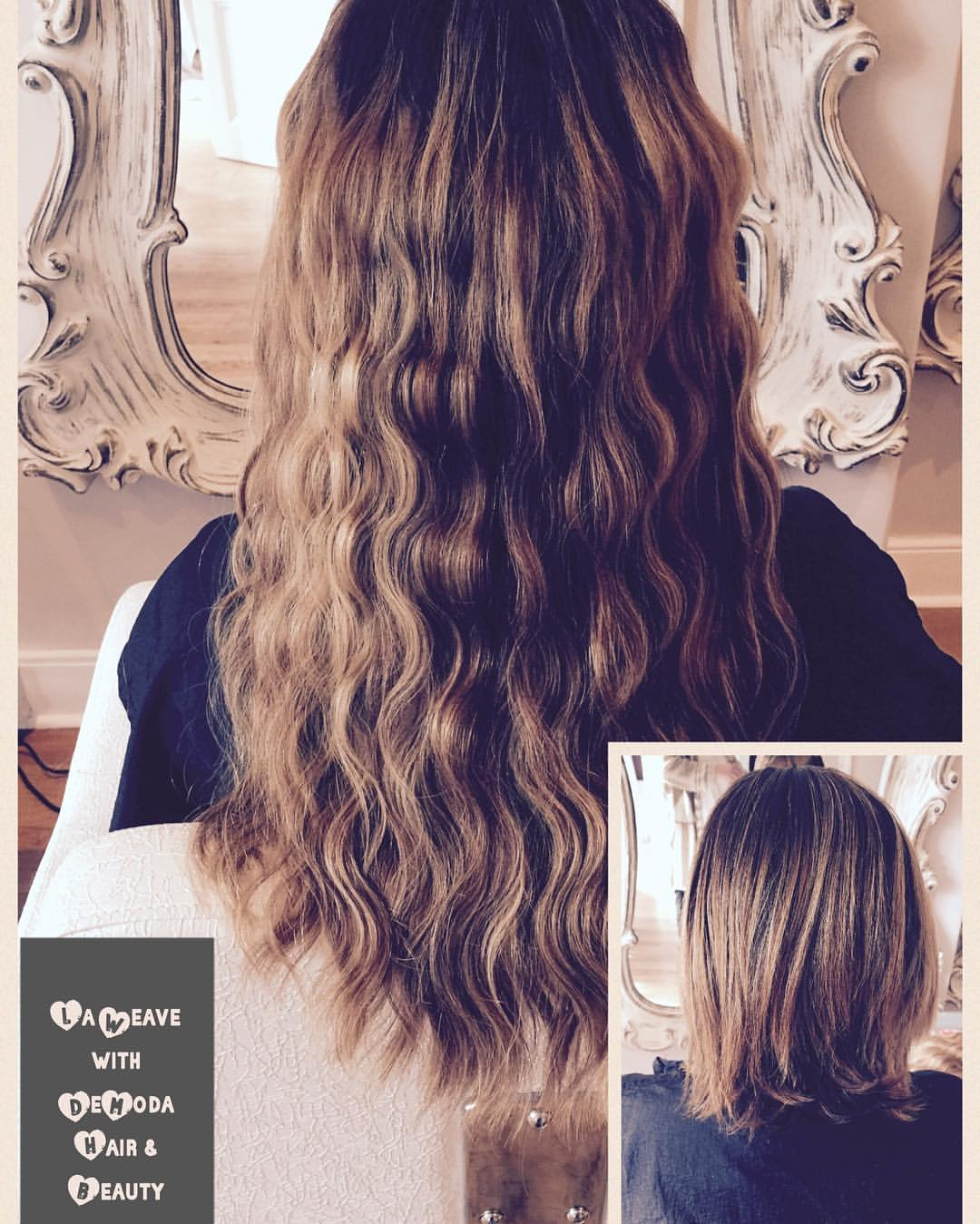 beautiful wavy hair extensions