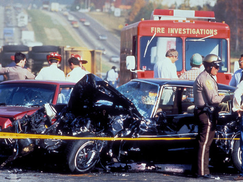Car Wrecks and What to Do First: ADD it Up- Assess, Document, & Determine