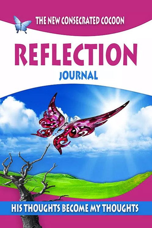 New Consecrated Cocoon - Reflection Journal