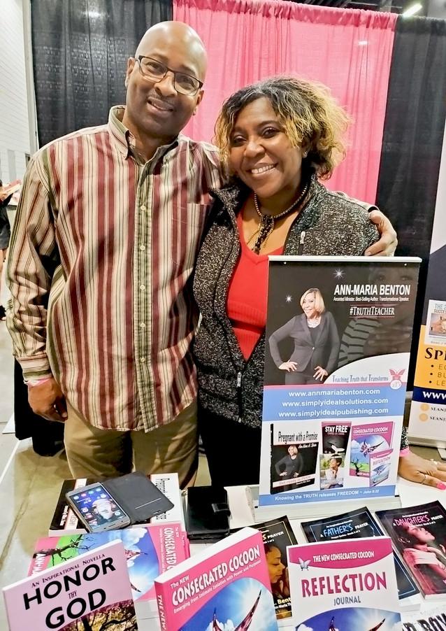 At the Atlanta's Women Expo