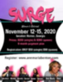 SURGE Women's Retreat