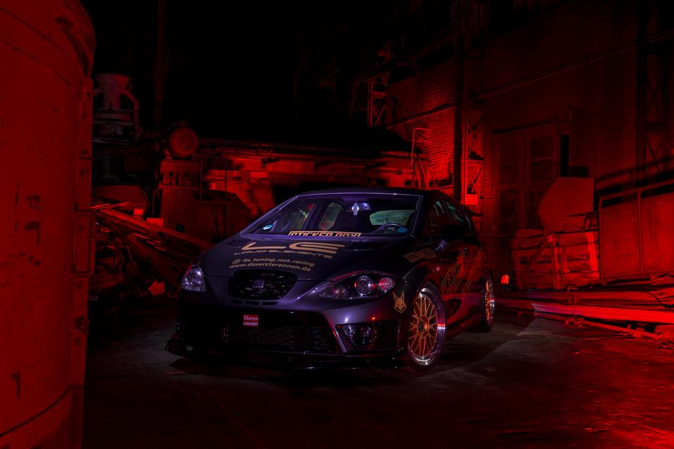 WK, it's tuning, not racing Auto, GRIP