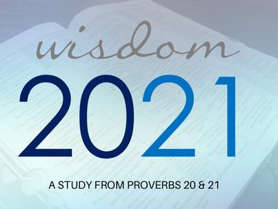 Wisdom 2021: God Wins