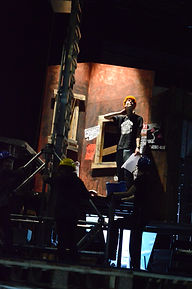 RENT Oxford Playhouse 2nd Week HT16 (Ale