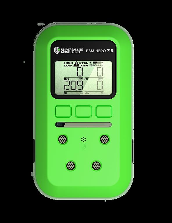 Latest PSM Hero 715 device