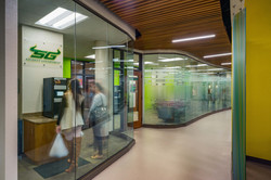 Student Commons - Renovation